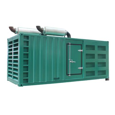 1500kw Container type Soundproof Canopy diesel generator set