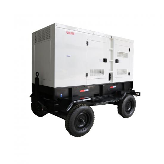 BA Power 150kw Trailer Type Power Genset